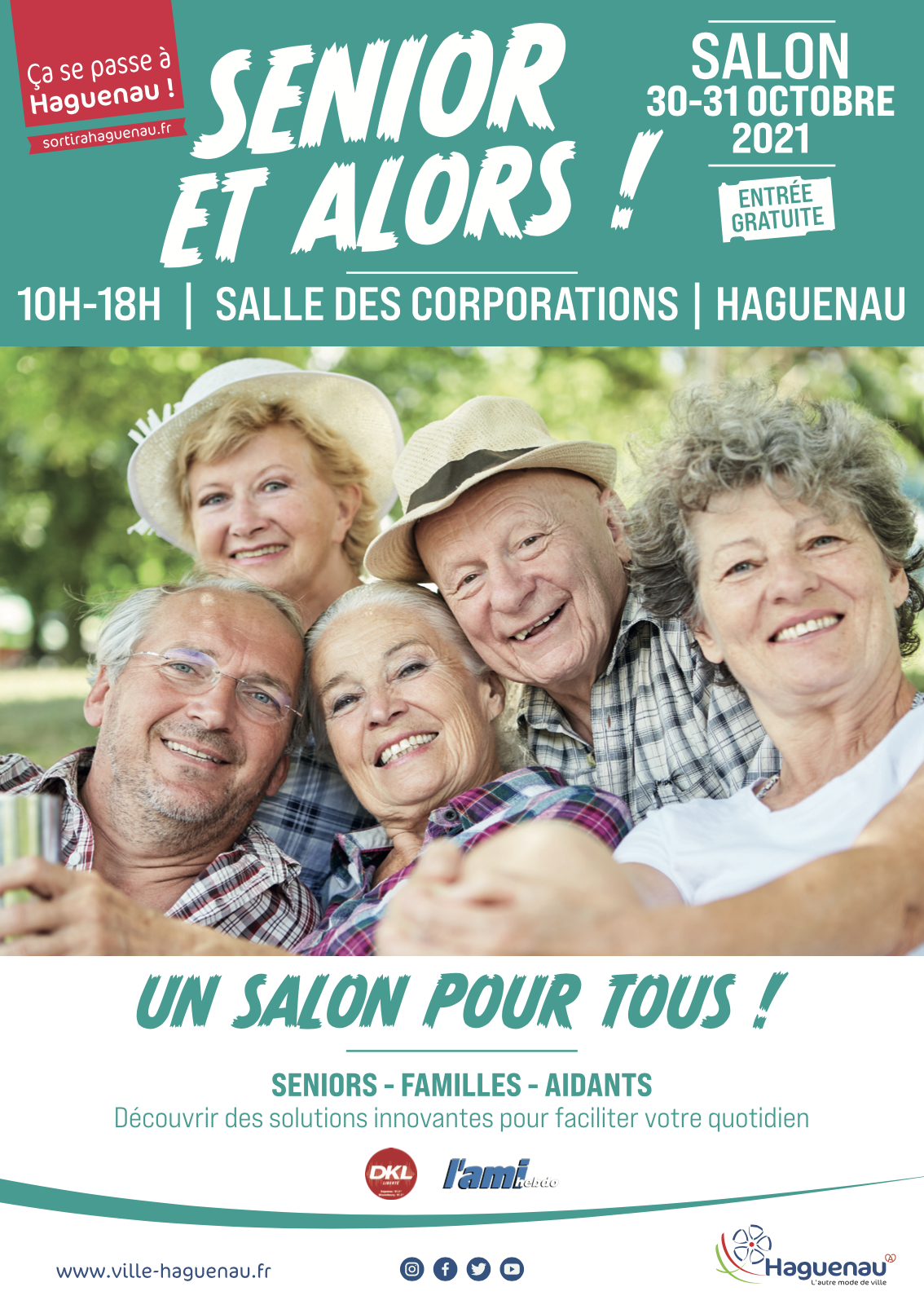 "Salon ""Senior et alors !"""